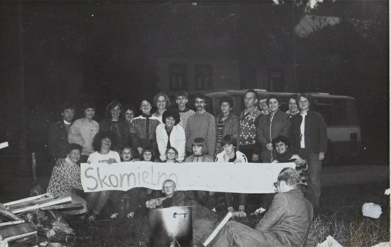 Skomielna Czarna - wrzesień 1988